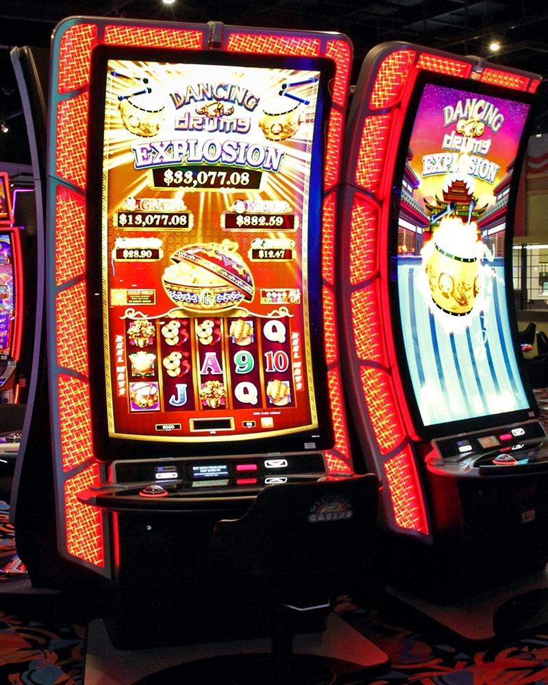 Slot Machines - South Beach Casino And Resort